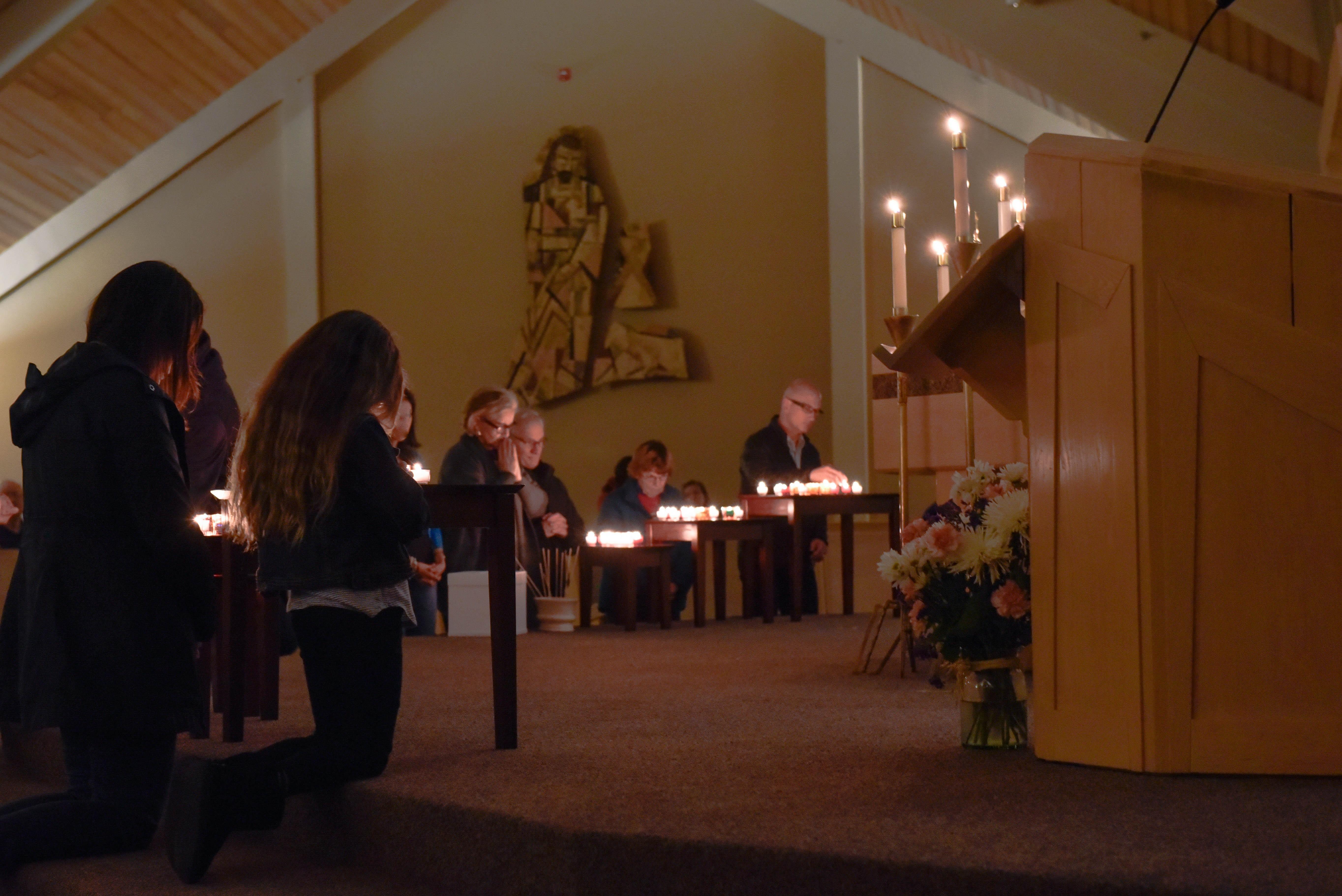 Holy Family Parish: Mercy Night